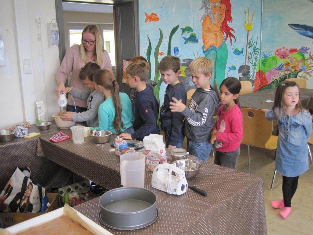 Projekttag St Martin Grundschule Rieneck